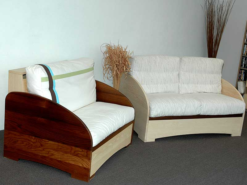 Ecologie Design Des meubles en bois massif écologiques