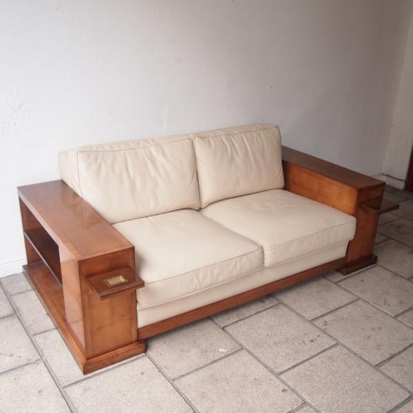 Modèle canapé en bois – Conception carte électronique cours
