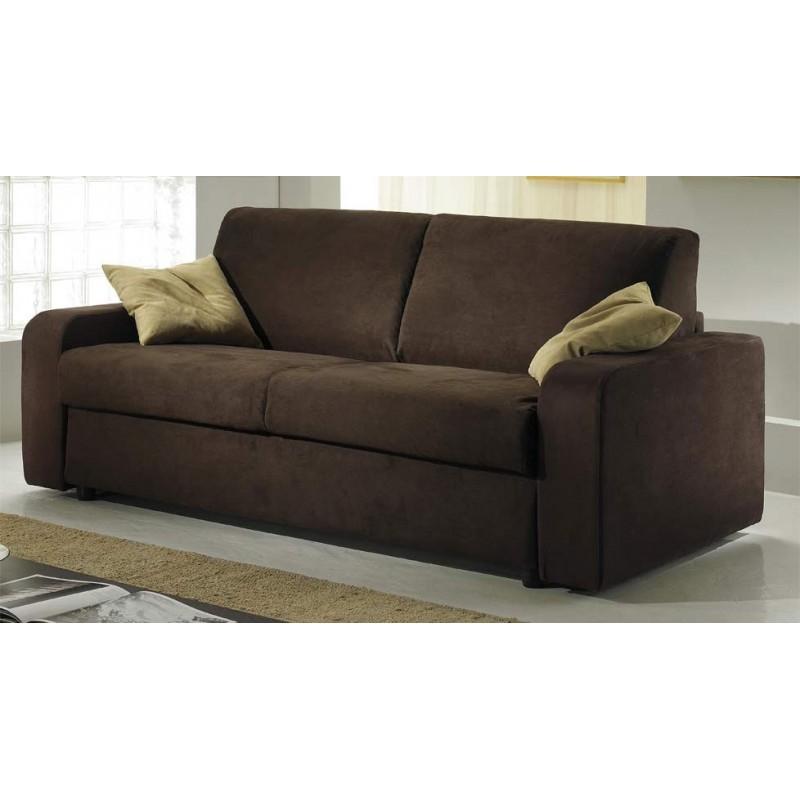 Canapé lit convertible en tissu PAS CHER
