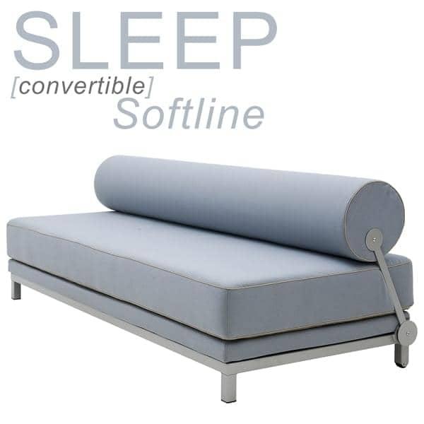 Canapé lit SLEEP pact convertible en lit 2 personnes