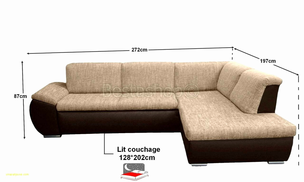 Canape Convertible Couchage Quotidien 160x200 Canape Convertible Couchage Quoti N 160×200 Luxe Canape