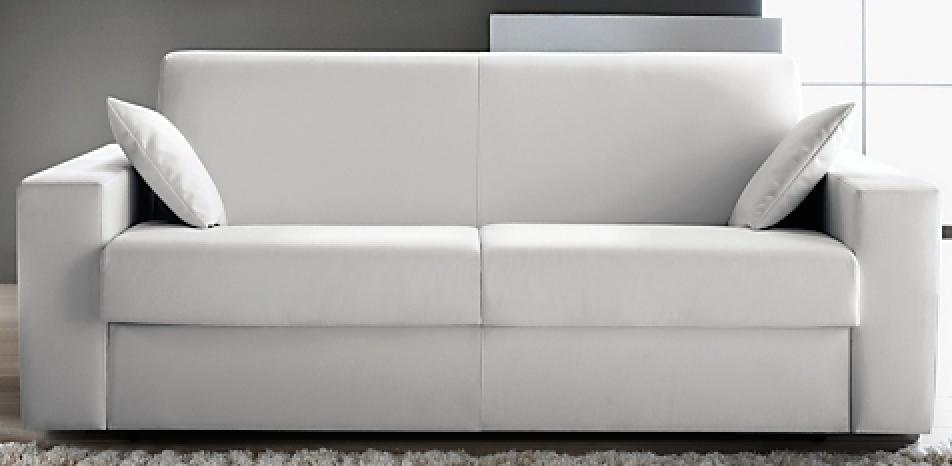 Canapé convertible simili cuir un choix moderne et économique