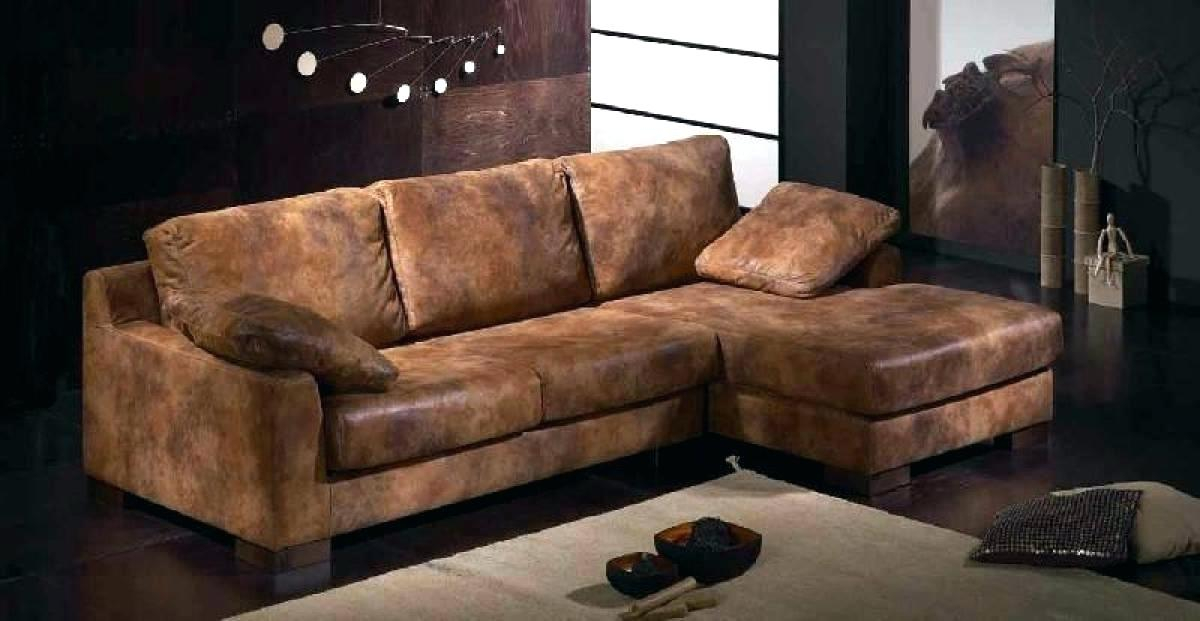 Canape Cuir Marron E Convertible Awesome With Convertible