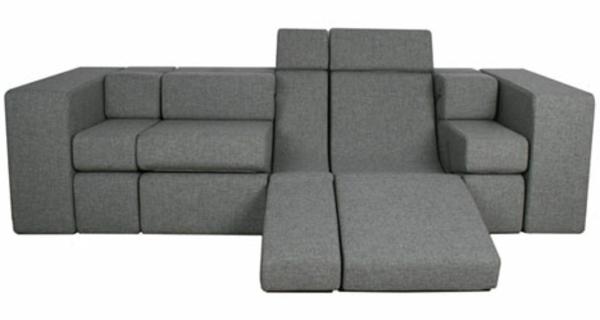 Canapé Convertible original Concept