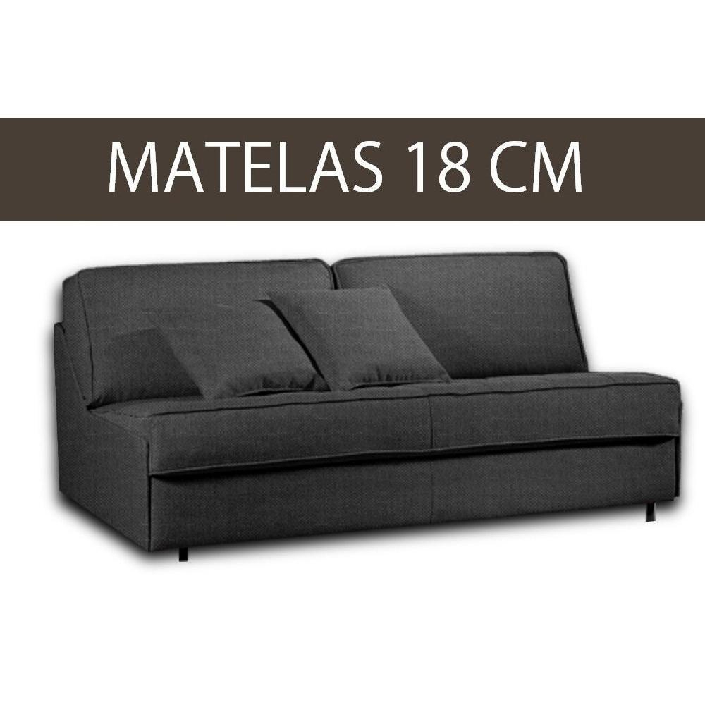 Canape convertible couchage quoti n 140x200