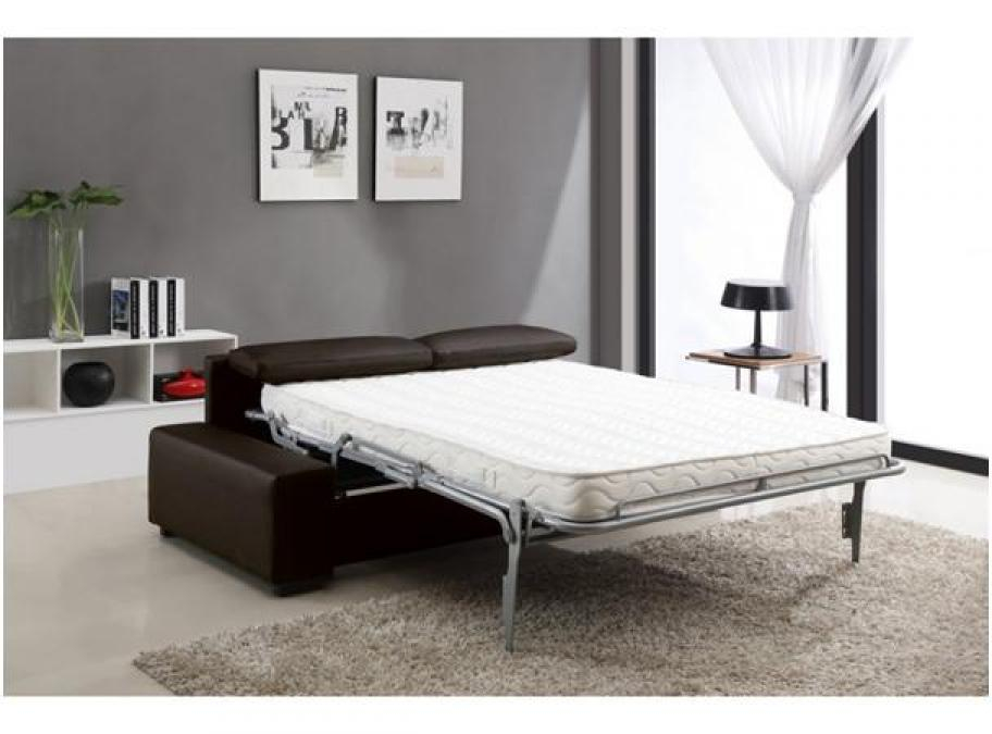 Canape convertible couchage quoti n design