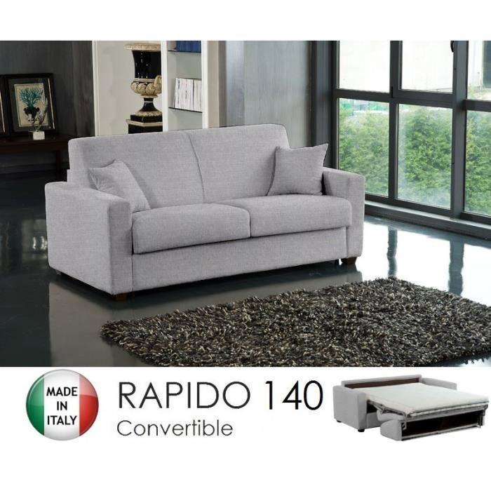 Canapé RAPIDO 3 Places DREAMER Convertible lit … Achat