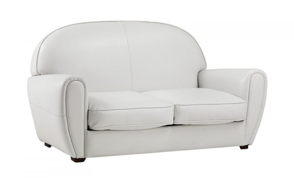 Canapé Cuir 2 Places Convertible Conception