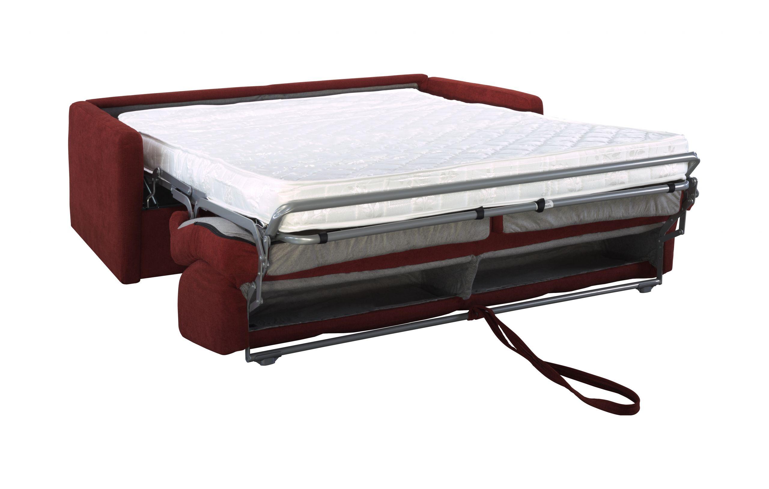 Canapé convertible en cuir 3 places cuir au choix