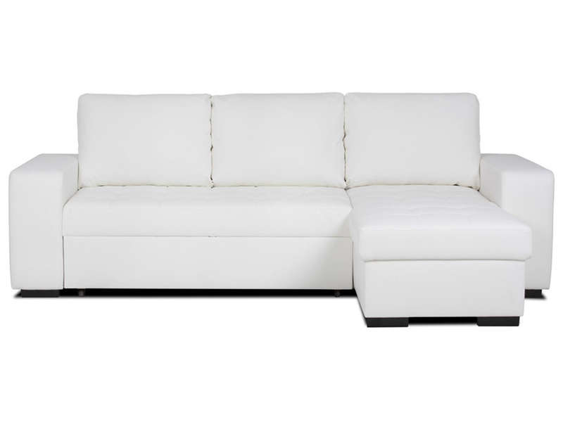 Canapé Cuir Blanc Conforama Canape Blanc