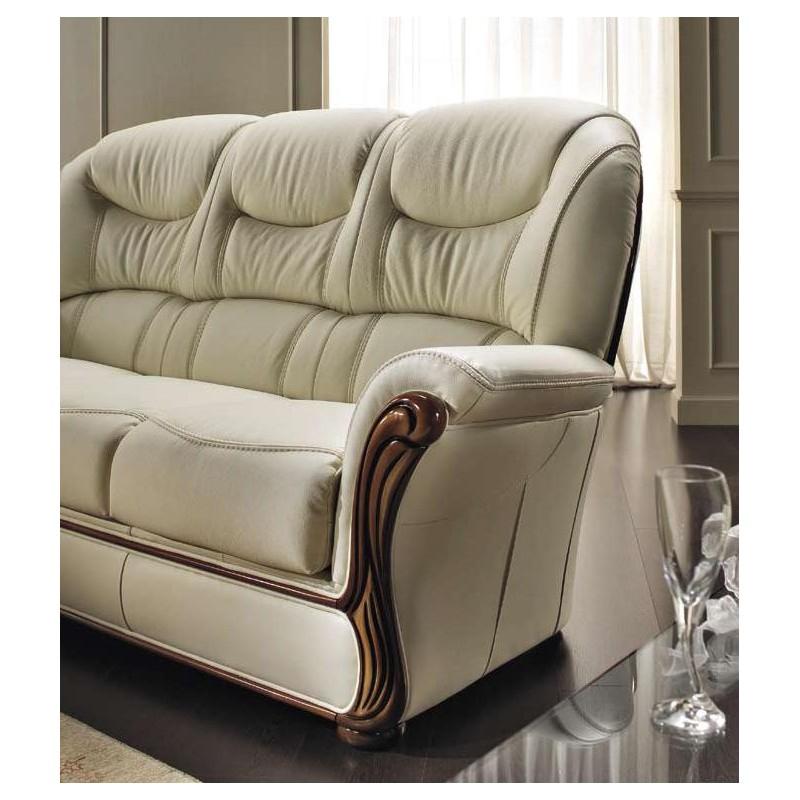 Canape 3 places 2 fauteuils cuir bordeaux meilleur prix