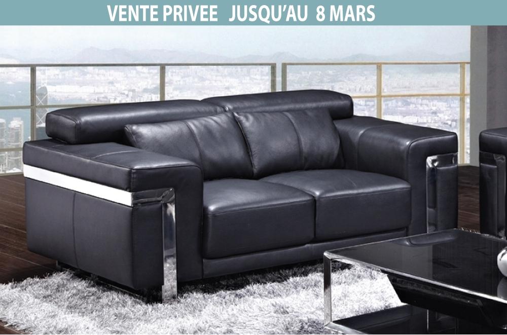 Canapé Cuir Confortable Des Idées