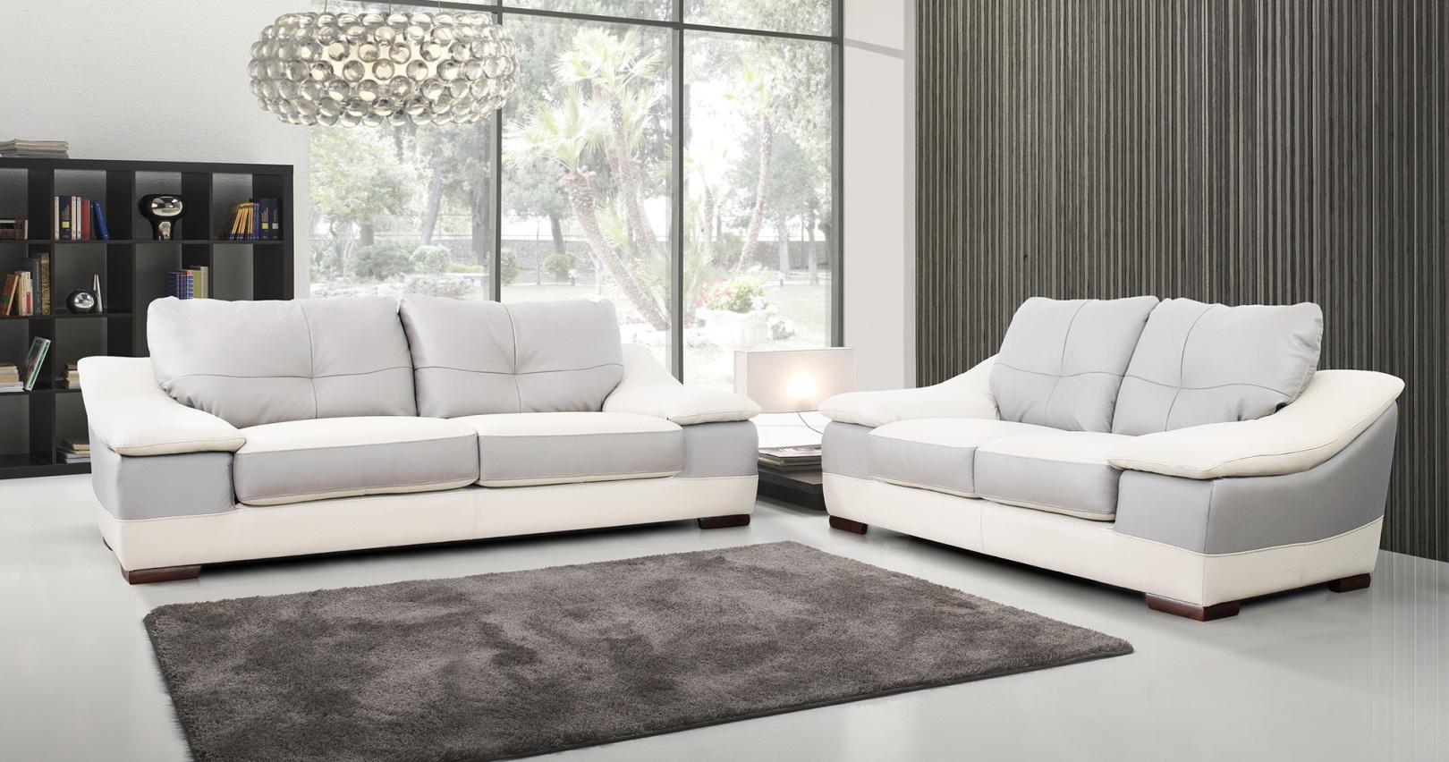 canapé PROSPER Canapé Cuir Design Italien personnalisable