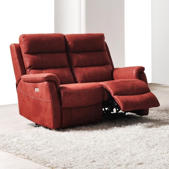 Canape relax electrique 4 places Achat Vente pas cher
