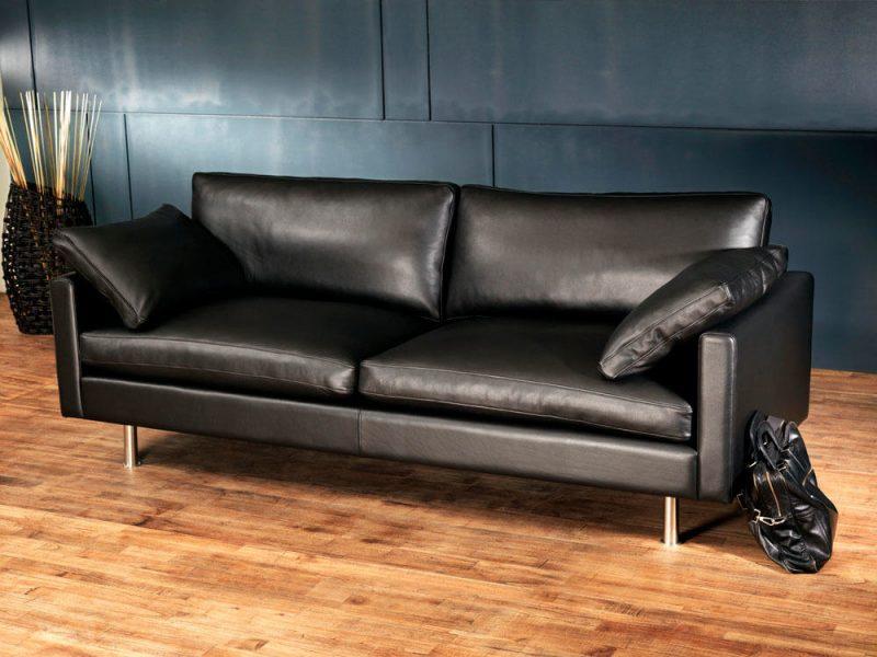 Canapé cuir design et haut de gamme Nova