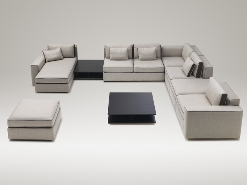 Canapes cuir modulable