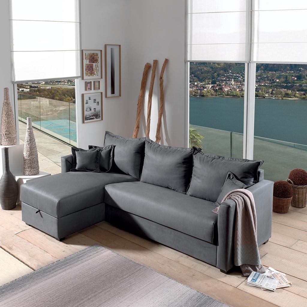 Canapé d angle mécanique Bed express nouvelle génération