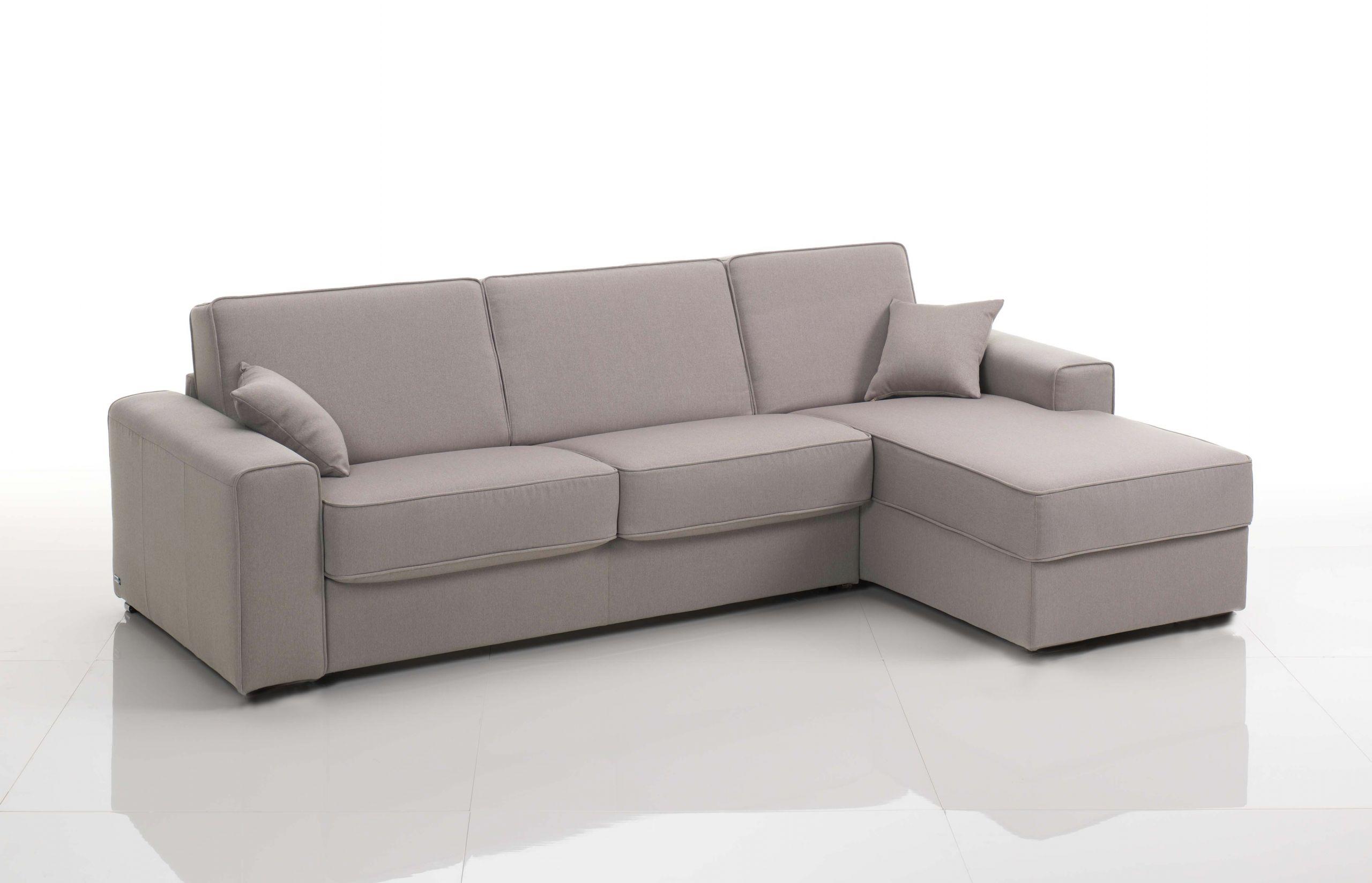 Canapé d'angle Cuir taupe claire Alpha Modéle 3 places