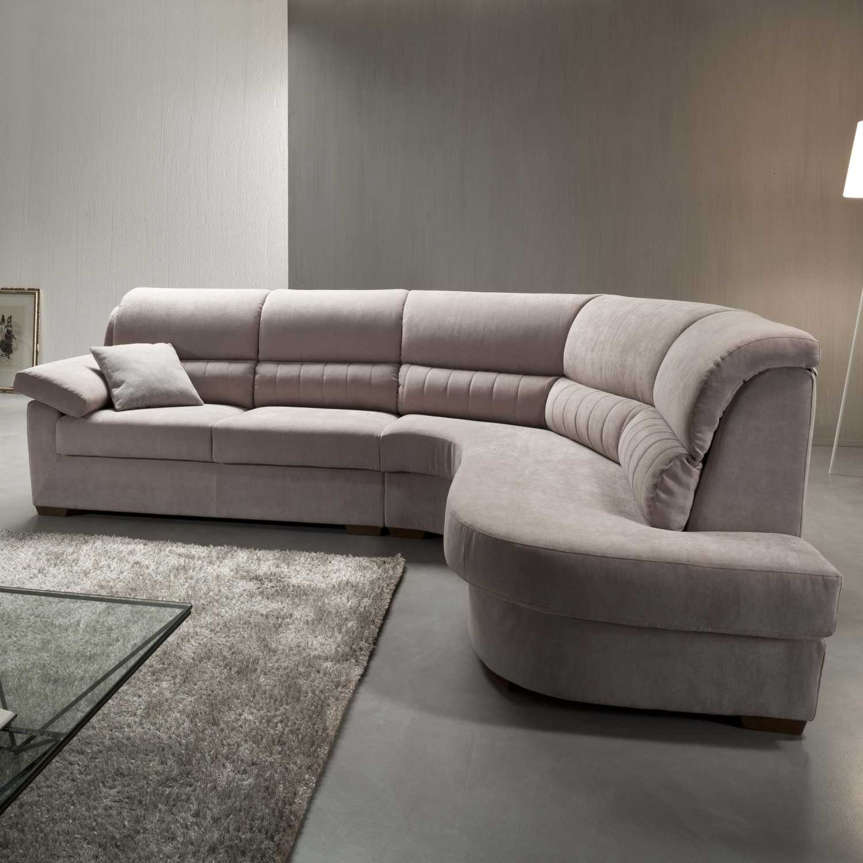 Canapé arrondi d angle Artist ARREDACLICK