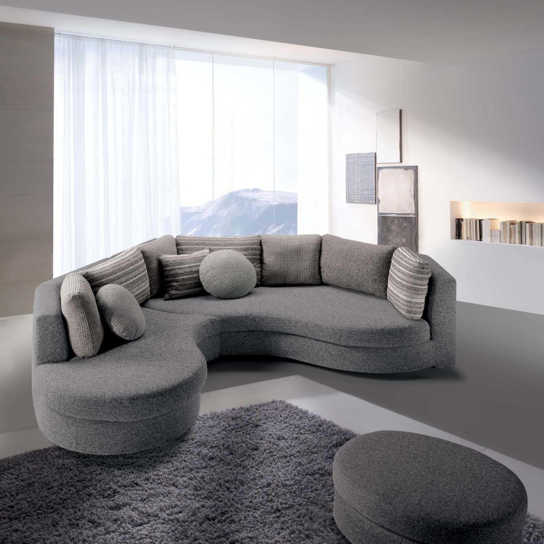 Canapé d angle arrondi Ravel DIOTTI