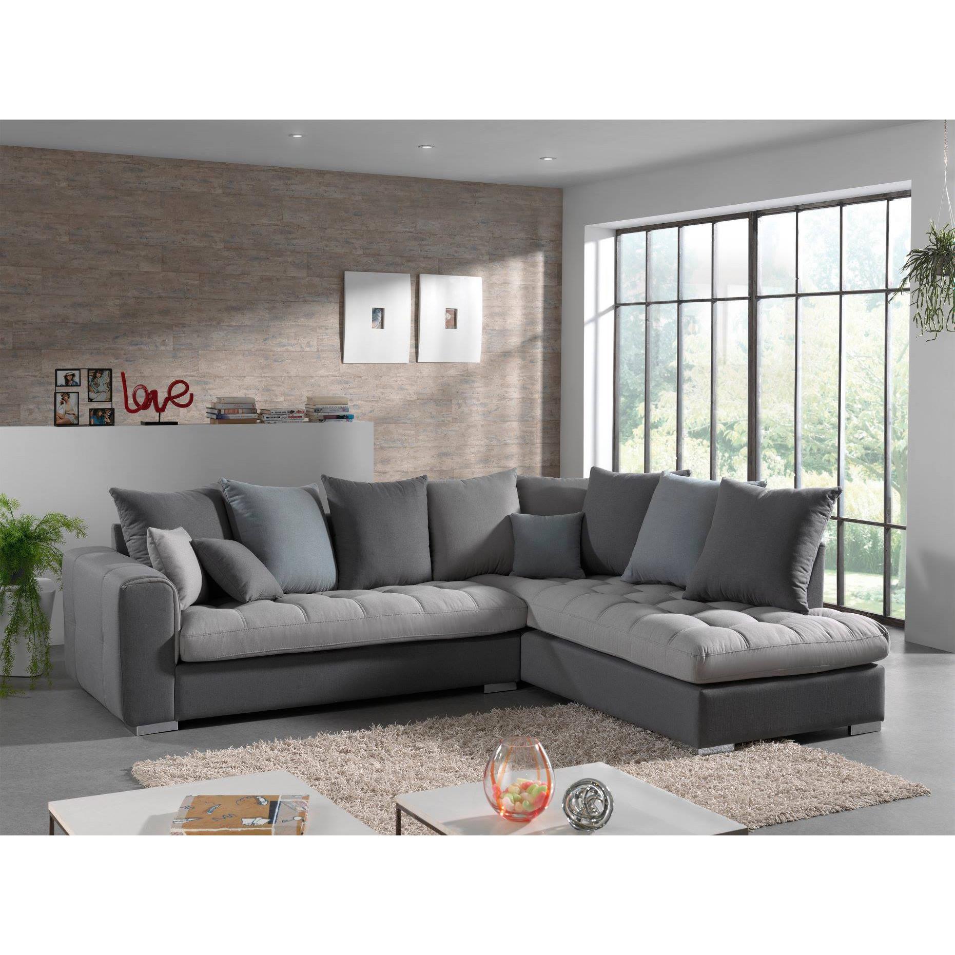 Meridienne Moderne Pour Salon canapé d angle avec méridienne salon canapé d angle moderne