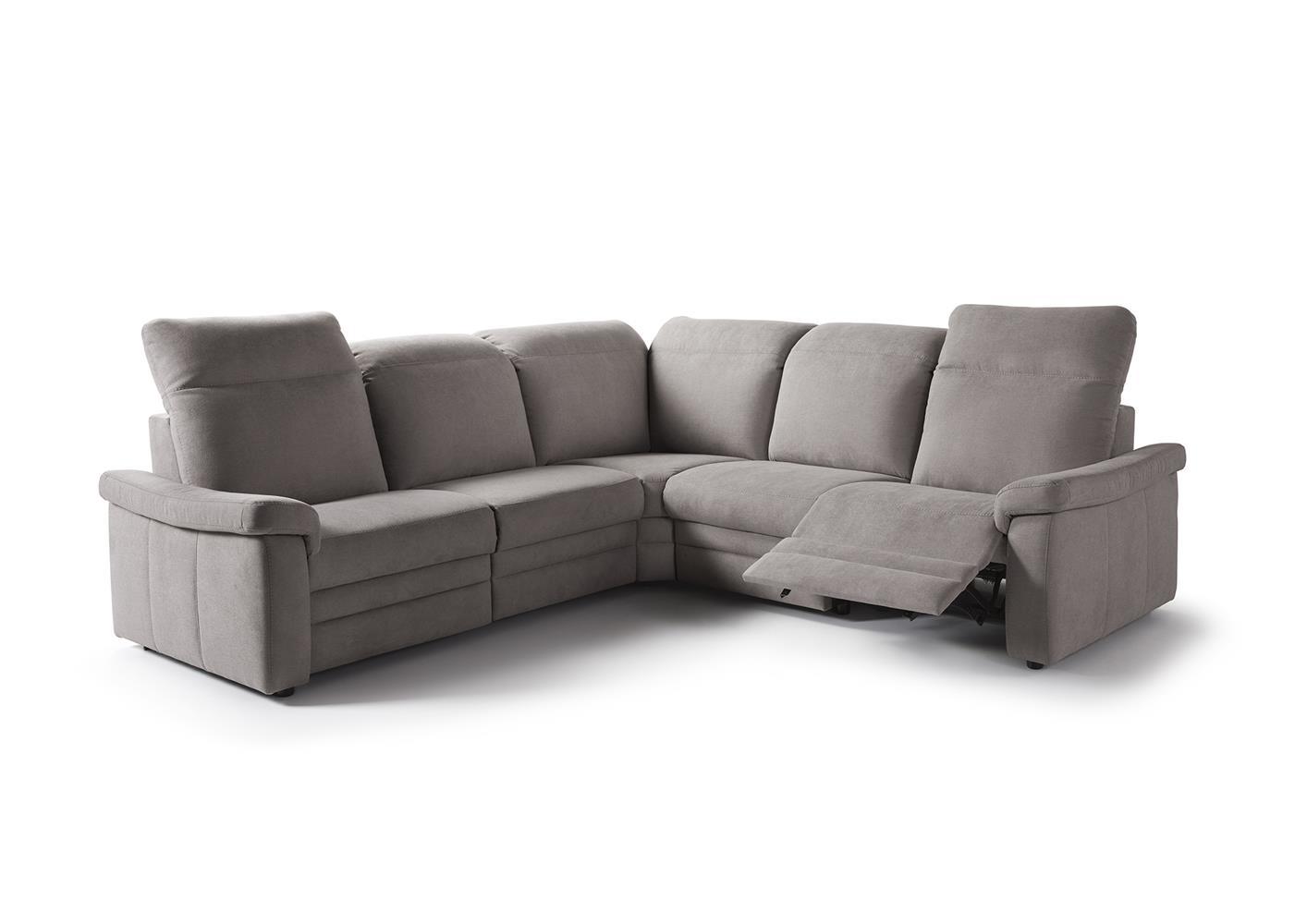 Acheter votre canapé d angle avec relax et têtières