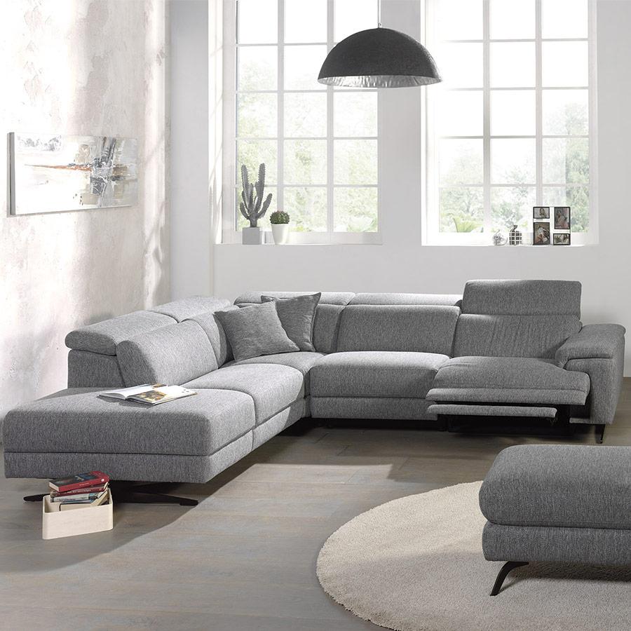 Canapé angle relaxation electrique