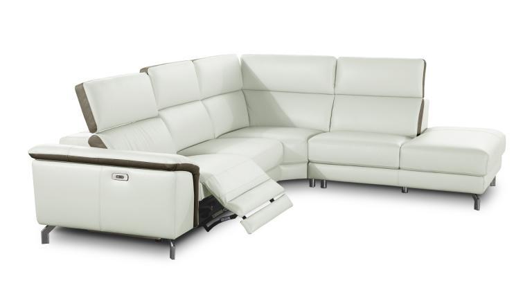 canapé d angle avec méri nne et relax