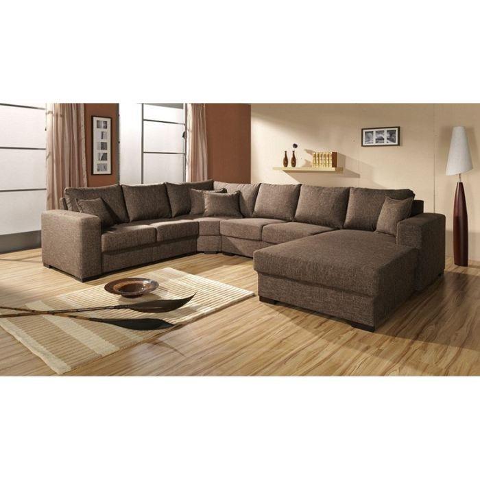 Canapé d angle 6 places OARA Angle droit Achat Vente