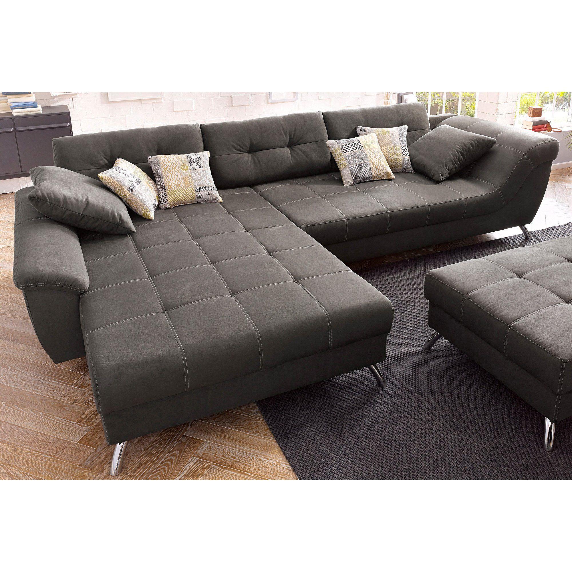 Canapé d angle avec méri nne modulable Un style très