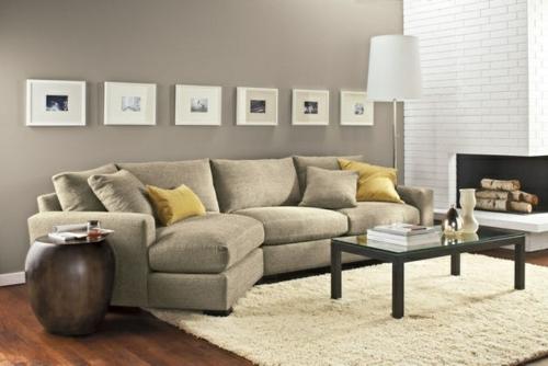 Canapé d angle confortable pour plus de moments conviviaux