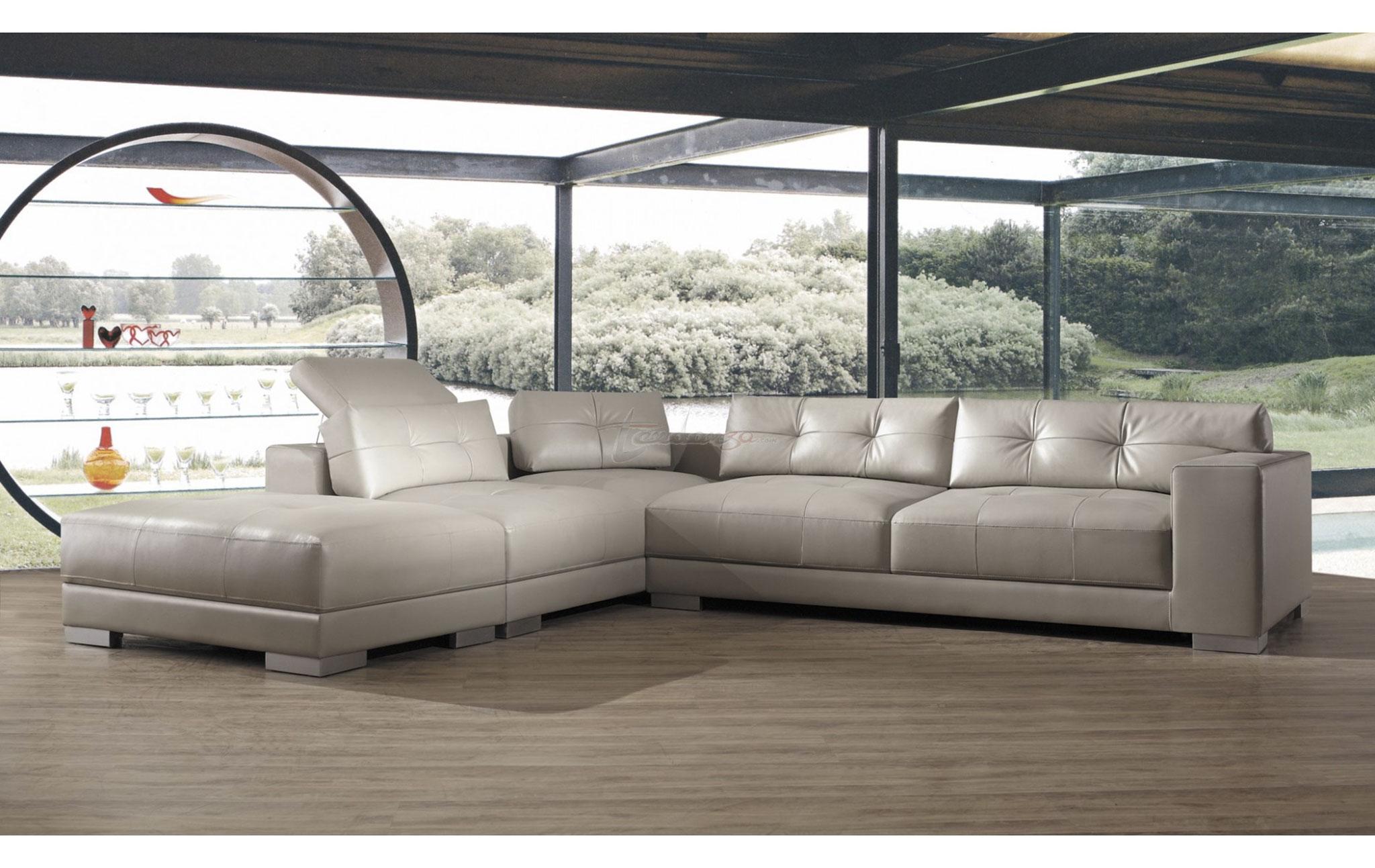 Canapé D Angle Cuir Design Concept