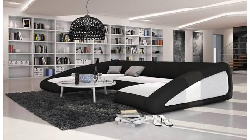 Un canapé d angle aux multiples couleurs Ce canapé d