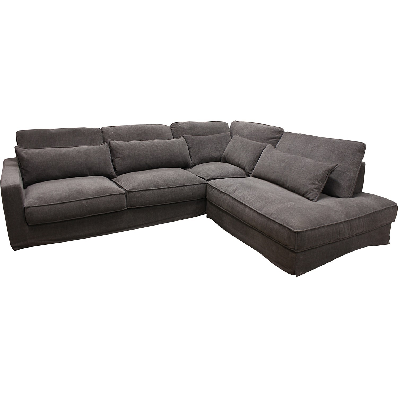 Canapé d angle grand confort malte