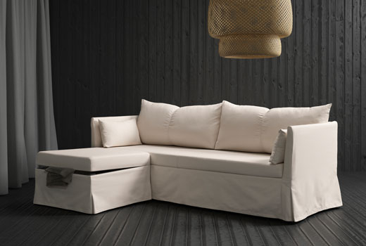 Canapés d angle en tissu pas cher