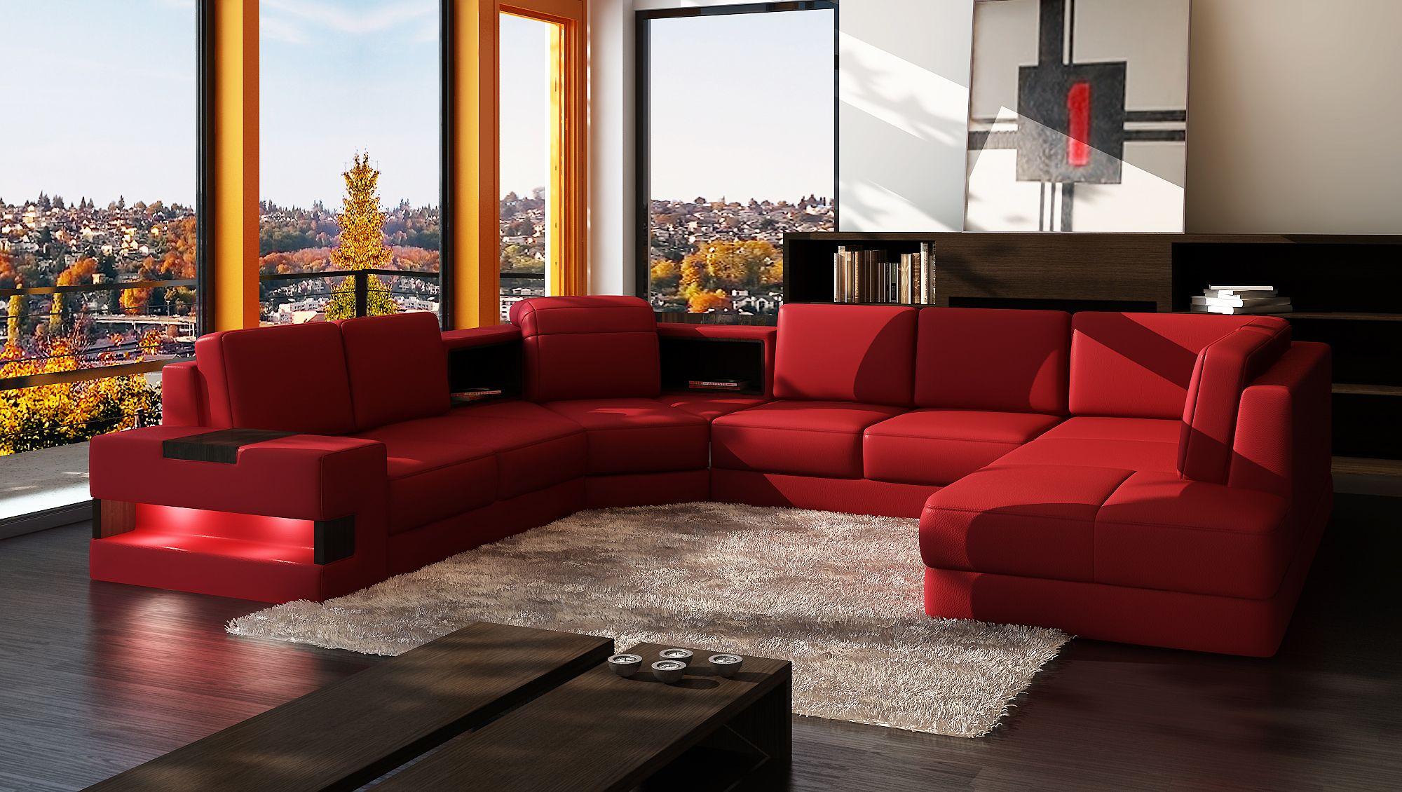 grand canapé d angle pas cher 15 – Idées de Décoration