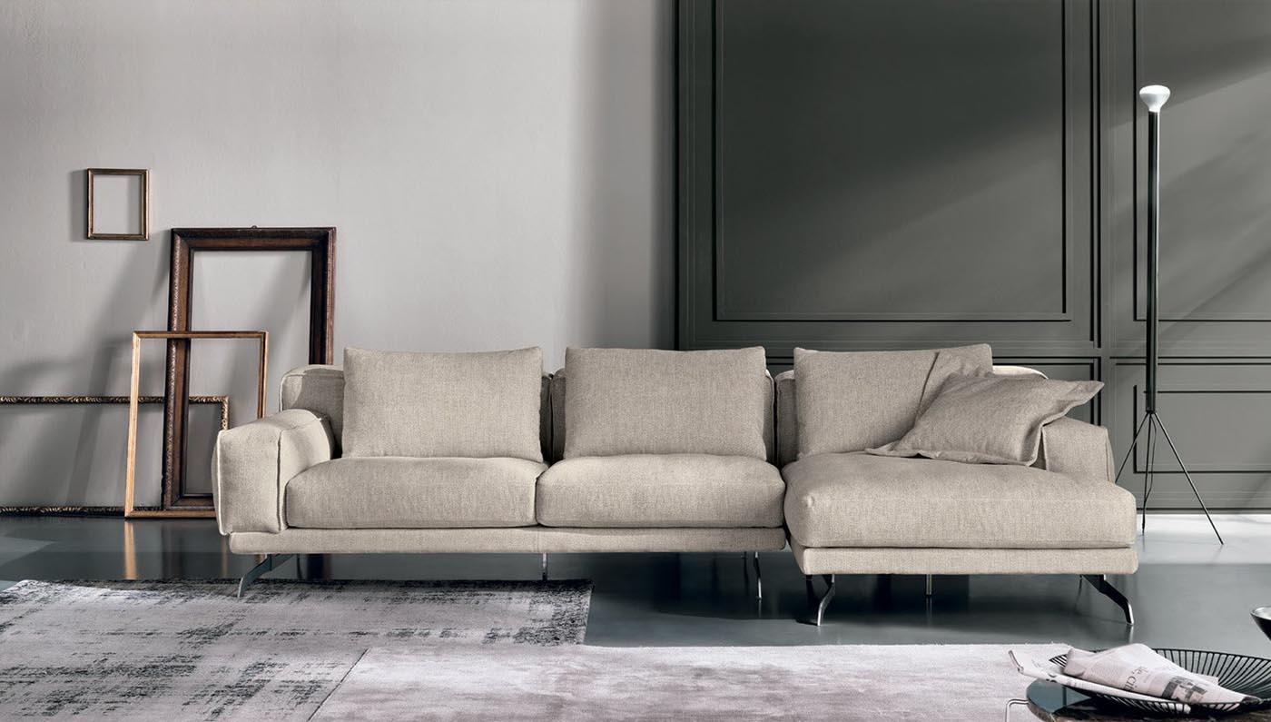 Canapé de coin contemporain Design