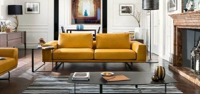 Canapé Design Italien Schème