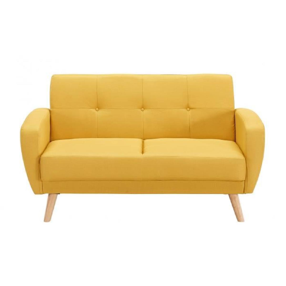 petit canapé 2 places convertible