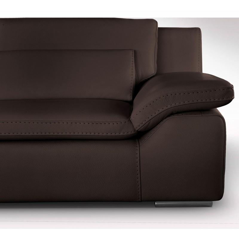 Canapé Direct Usine Canapé En Cuir 2 Places Et 3 Places Glamour Verysofa