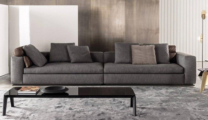 Canapé italien design idées pour le salon par les top