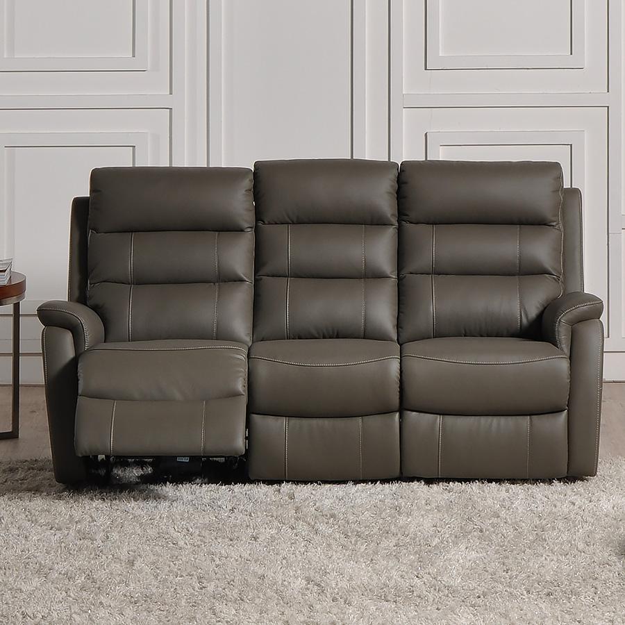 Canapé En Cuir Gris Concept
