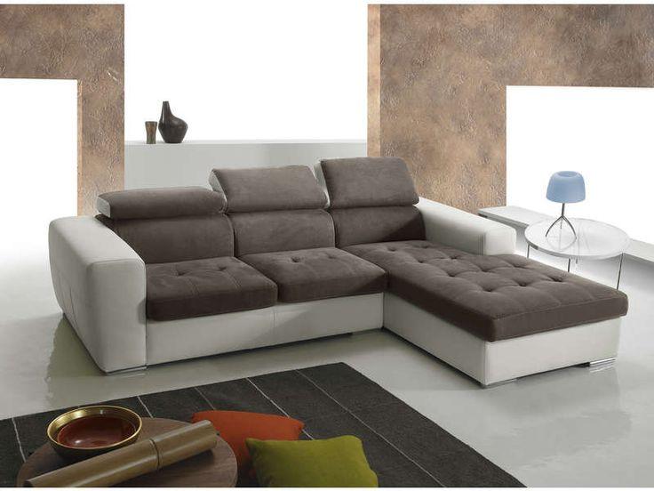 Canapé d angle droit 5 places MARSALA