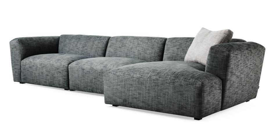 Canapé d angle haut de gamme scandinave