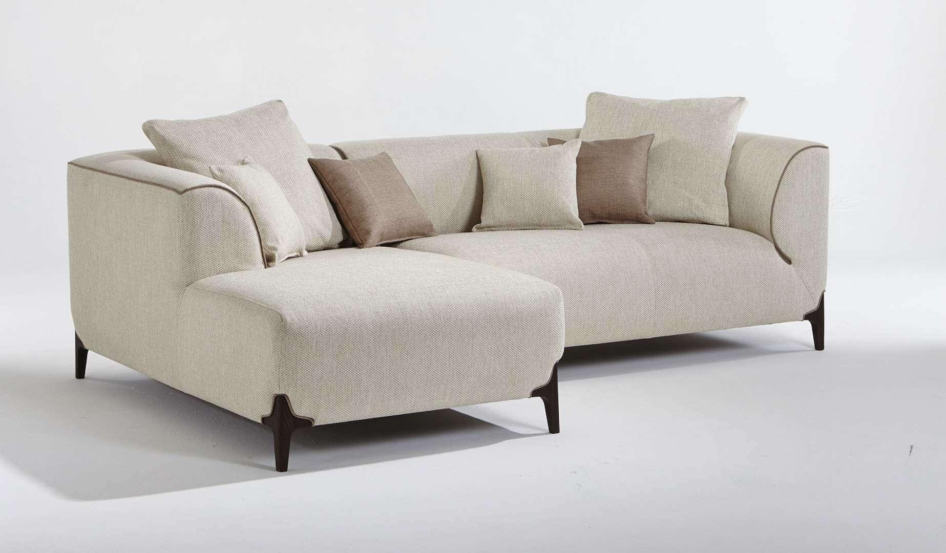 Canapé tissu haut de gamme