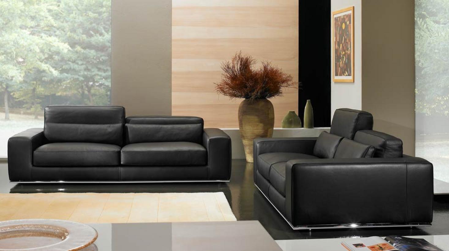 s canapé design cuir haut de gamme