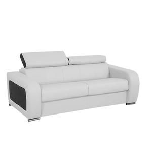 Canape convertible couchage quoti n 160x200