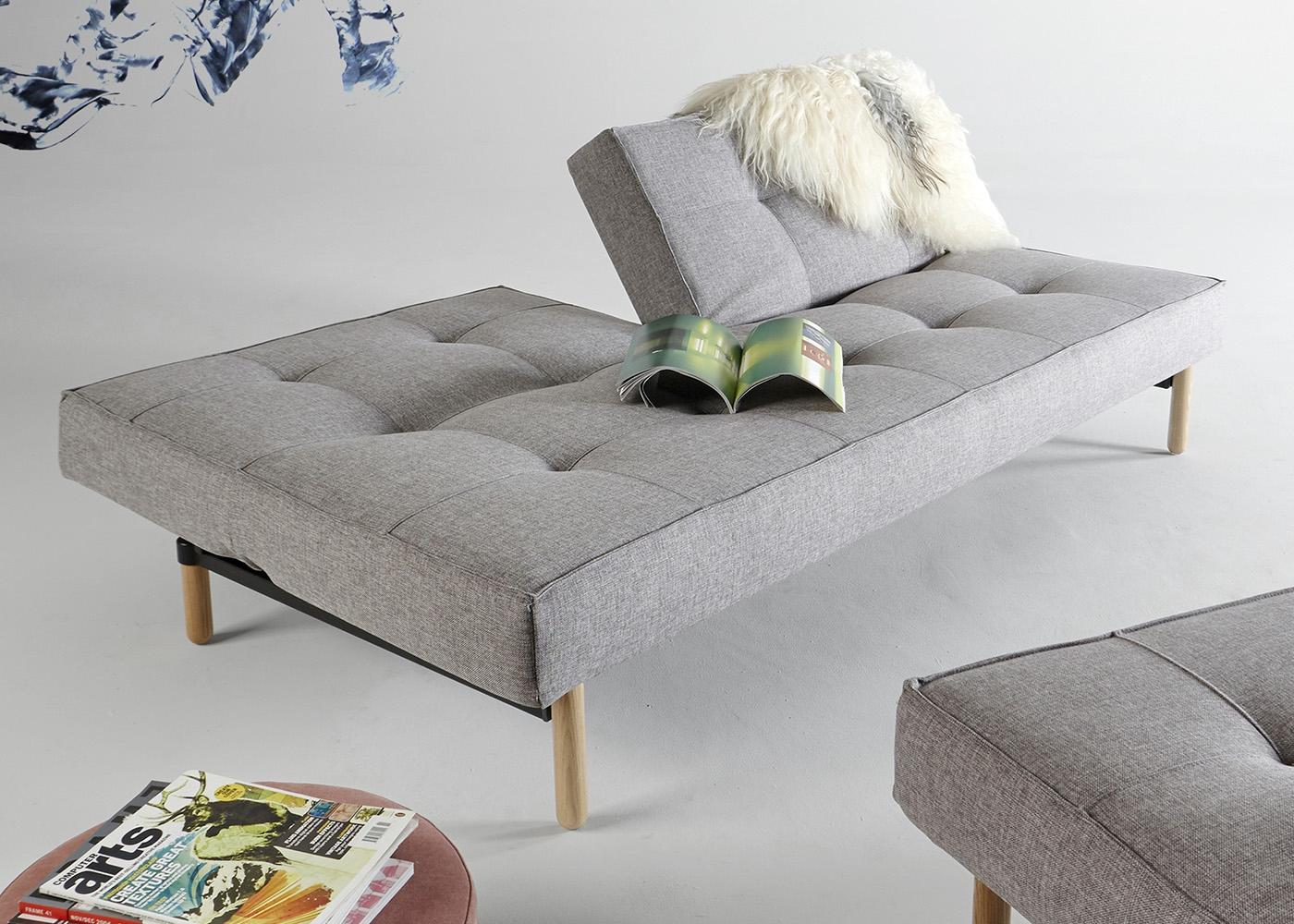 Canapé lit 7 couleurs au choix innovation living