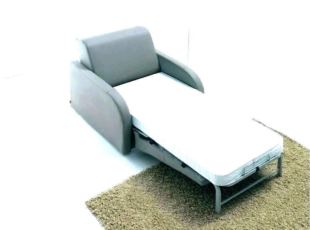 fauteuil lit pour une personne
