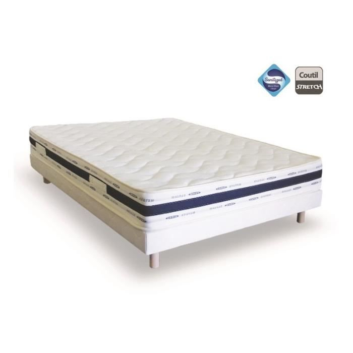 lit une personne matelas
